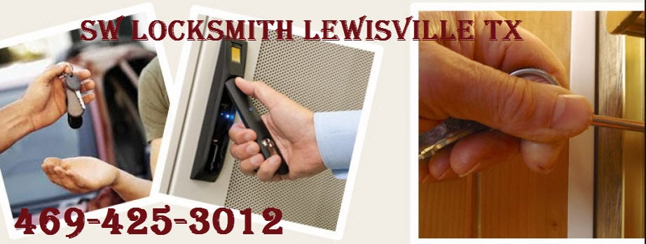 Locksmith in Lewisville TX